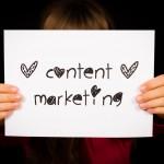 content marketing ikona wpisu