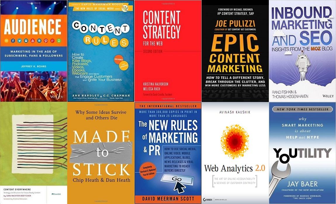 Kanon content marketingu albo 10 lektur obowiązkowych