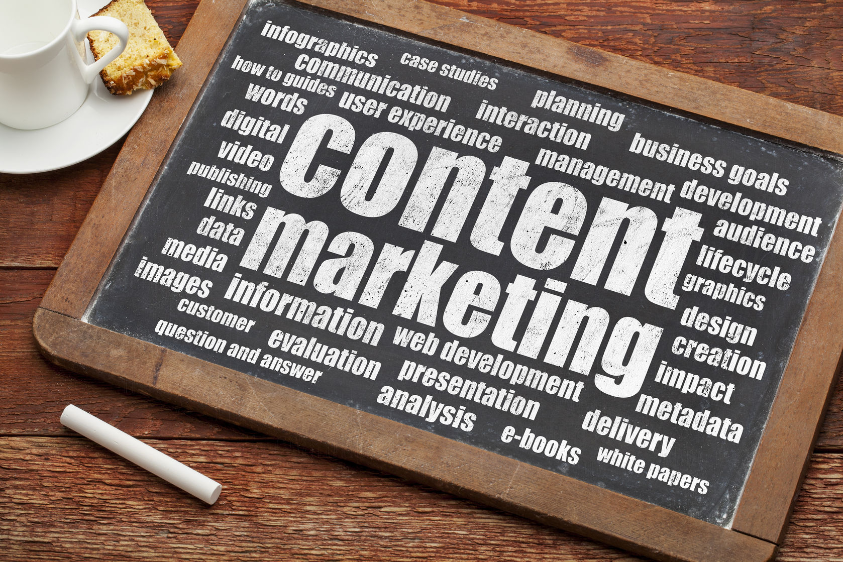 Z serca content marketingowego zamieszania – CMW 2016