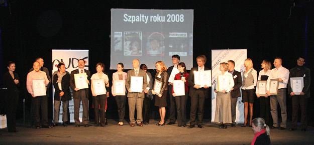Szpalty Roku 2008